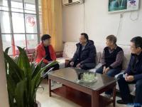 福瑞达:集团领导走访慰问困难职工