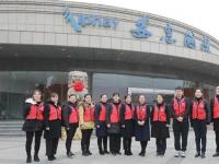 安惠江海志愿者走进美丽乡村