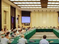 """三生(中国)参与""""直销企业创新经营模式监管风险性研究""""课题调研活动"""